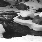 Snowy Creek by tscp