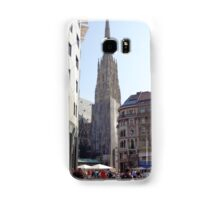St. Stephen's Plaza, Vienna, Austria Samsung Galaxy Case/Skin