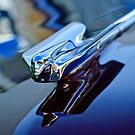 "1947 Cadillac ""Goddess"" Hood Ornament 2 by Jill Reger"