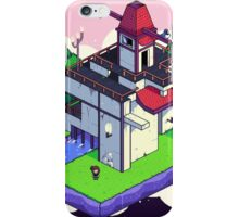peaceful place  iPhone Case/Skin