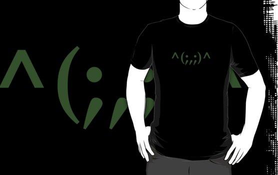 ^(;,;)^ - The ASCII Cthulhu by Dave Sag