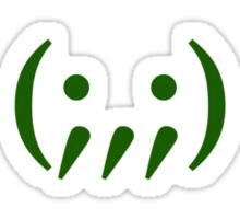 ^(;,;)^ - The ASCII Cthulhu Sticker