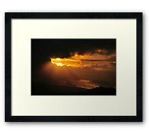 AS IS Framed Print