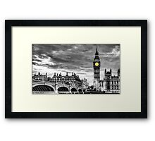 LONDON_View 104 Framed Print