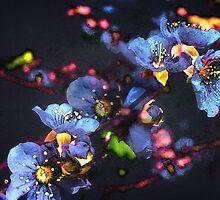Blue Fantasy by zzsuzsa