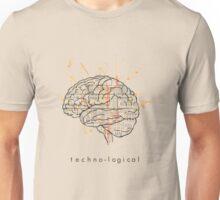 Advanced Techno-logical Unisex T-Shirt