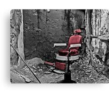 Sit For a Clip Canvas Print