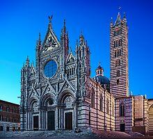 Siena's Duomo by dgt0011