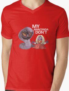 Pokéminaj Mens V-Neck T-Shirt
