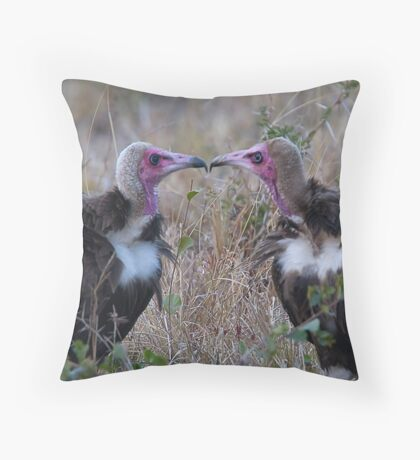 Who You Calling Ugly? Throw Pillow