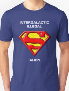 Intergalactic Illegal Alien T-Shirt