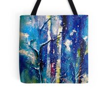 Winter....Grateful Tote Bag