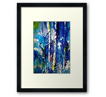 Winter....Grateful Framed Print