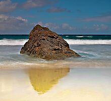 Rock Solitary by bazcelt
