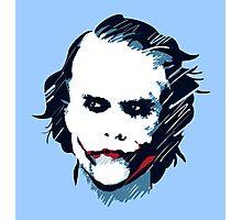 Joker (Heath Ledger) Photographic Print