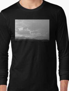 Stormy Landscape Long Sleeve T-Shirt