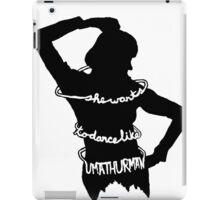 She Wants To Dance... iPad Case/Skin