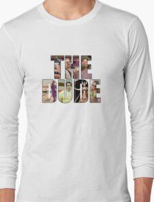 "The Big Lebowski ""The Dude"" Long Sleeve T-Shirt"