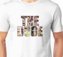 "The Big Lebowski ""The Dude"" Unisex T-Shirt"