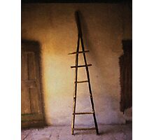Easel Photographic Print
