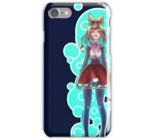 Bubbles and Hearts iPhone Case/Skin