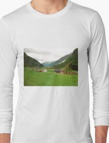 Rural Norway Long Sleeve T-Shirt