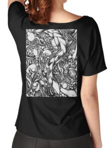 Doodle 1- Life Women's Relaxed Fit T-Shirt