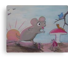 Peter Potopher and Friends Canvas Print
