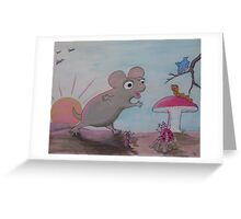 Peter Potopher and Friends Greeting Card