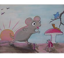 Peter Potopher and Friends Photographic Print