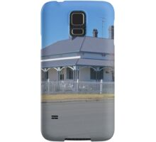 Mary Poppins house Samsung Galaxy Case/Skin