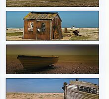 Views of Dungeness by Steve Lane