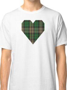 00410 Brown Watch Tartan Classic T-Shirt