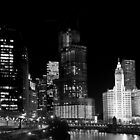 City signature - Chicago, IL by George Parapadakis (monocotylidono)