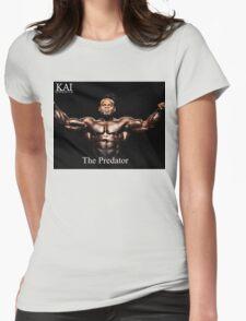Kai Greene Womens Fitted T-Shirt