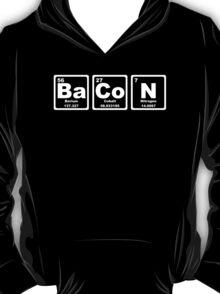 Bacon - Periodic Table T-Shirt