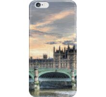LONDON_View 110 iPhone Case/Skin