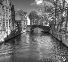 Gothic Bruges by Neil Crittenden