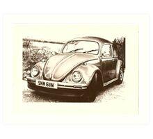 Its A Bugs Life Art Print