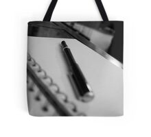 The pen speaks loudly Tote Bag
