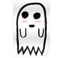 Cute Ghost Poster