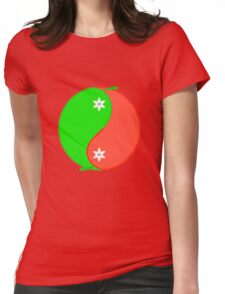 Sweet and Spicy Womens Fitted T-Shirt