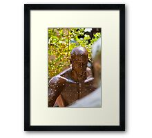 Your move... Framed Print