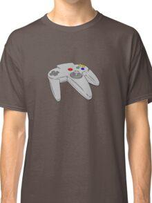 Vintage Nintendo 64 Controller Classic T-Shirt