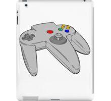 Vintage Nintendo 64 Controller iPad Case/Skin
