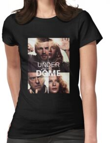 Under The Dome Womens Fitted T-Shirt
