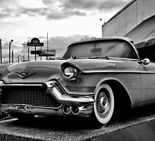 Memphis Cadillac Convertible by cwwycoff