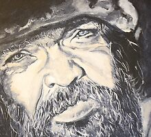 Life in those eyes by ArtbyChaune