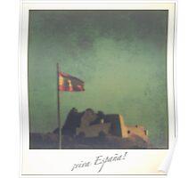 ¡viva España! Poster