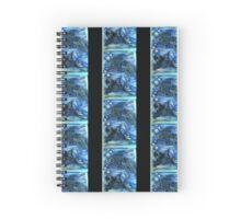 Sunken Black-Fishes Spiral Notebook